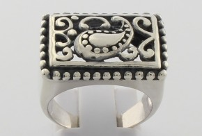 Дамски сребърен пръстен SD0033