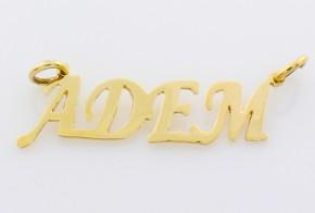 Златно име I0001