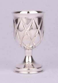 Сребърна малка чашка CS0015