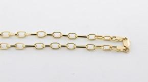 Златен синджир от  жълто злато С0041