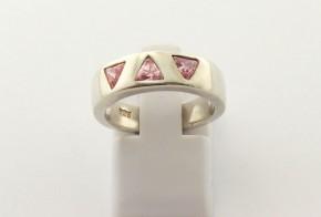 Дамски сребърен пръстен  SD0161