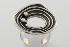Дамски сребърен пръстен SD0056
