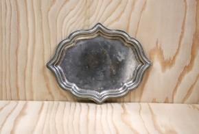 Сребърна чиния SS0032
