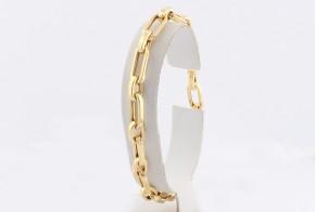 Златна  гривна от жълто злато  GR0117