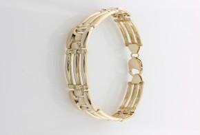 Златна гривна ръчна изработка  GR0062