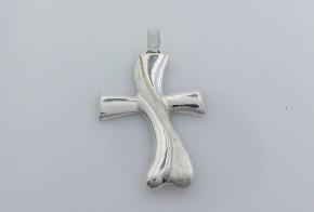 Сребърен кръст  VKS0006