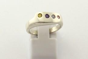Дамски сребърен пръстен  SD0162