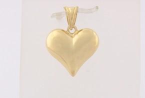 Златна висулка от жълто злато V0155