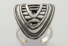 Дамски сребърен пръстен SD0049