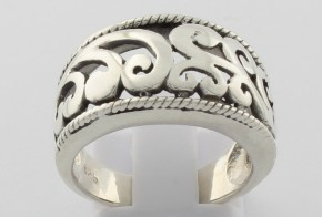 Дамски сребърен пръстен SD0053
