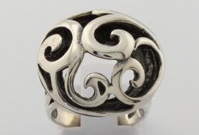 Дамски сребърен пръстен SD0042