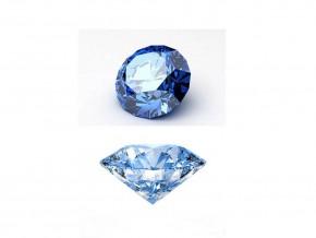 Сини диаманти DI0020