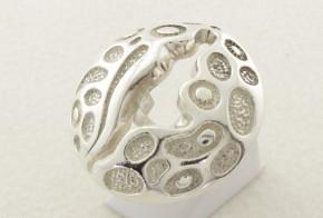 Дамски сребърен пръстен SD0107