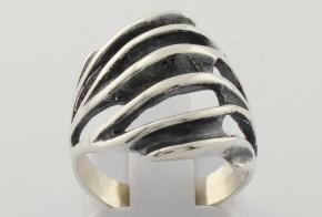 Дамски сребърен пръстен SD0051