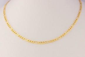 Златен синджир от жълто злато C0137