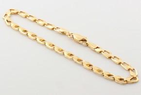 Златна гривна от жълто златo GR0149
