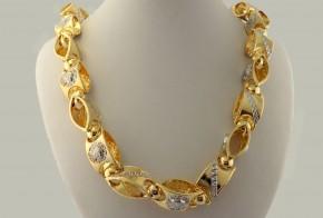 Златен синджир от жълто злато C0161