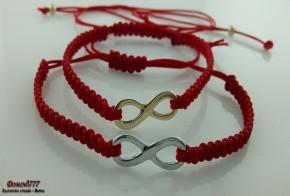 Гривни с червен конец GRC0001