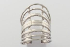 Дамски сребърен пръстен SD0043