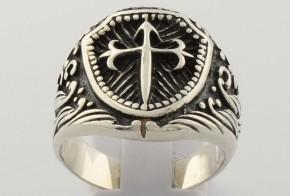 Дамски сребърен пръстен SD0050