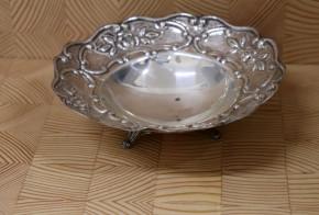 Сребърна чиния SS0006
