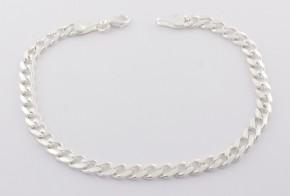 Сребърна гривна SGR0046