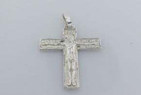 Сребърен кръст VKS0003