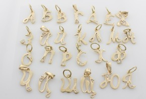 Златни букви V0043