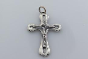 Сребърен кръст VKS0002