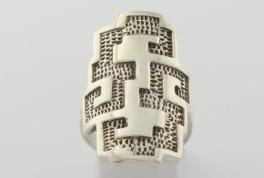 Дамски сребърен пръстен SD0146
