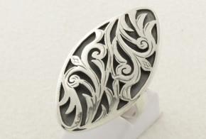 Дамски сребърен пръстен SD0108