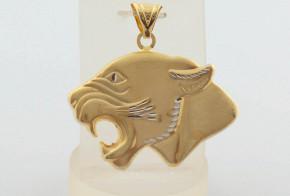 Златен кръст от жълто злато VKN0076