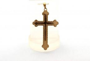 Златен кръст от жълто злато VKN0072