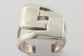 Дамски сребърен пръстен SD0052