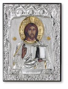 10899/3 Исус Христос 13,5X18 см. зл.ореол