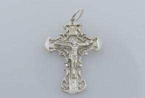 Сребърен кръст  VKS0012