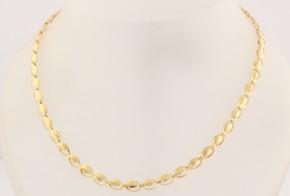 Дамски синджир от жълто злато C0095