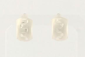 Сребърни обеци SO0049