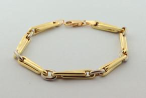 Златна гривна от жълто златo GR0182
