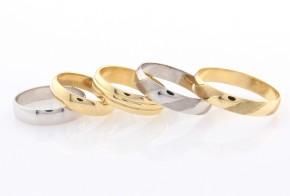 Промоция брачни халки (изработка за чифт от 40 до 60 лв)