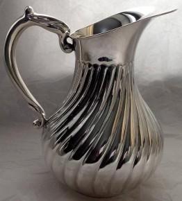 Сребърна кана за вода,вино и др. напитки 925 проба сребро SK0002