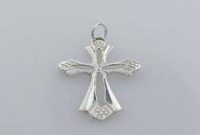 Сребърен кръст  VKS0014