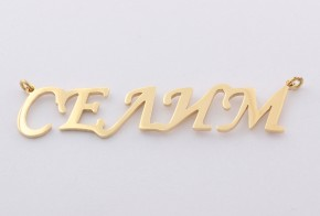 Златно име I0016