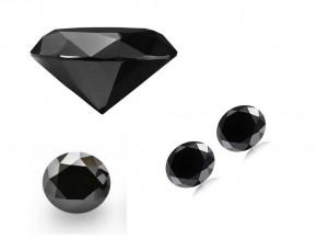 Черни диаманти 5 броя DI0023