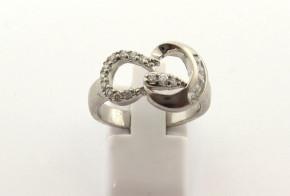 Дамски сребърен пръстен  SD0164