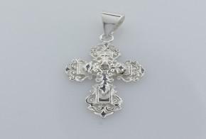 Сребърен кръст  VKS0013