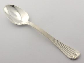 Малка сребърна лъжичка L0018