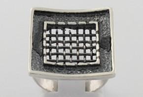 Дамски сребърен пръстен SD0041