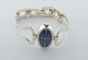 Дамски Сребърен часовник CH0017
