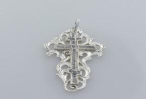 Сребърен кръст  VKS0008